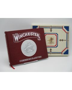 Winchester Commemoratives. (Signed).