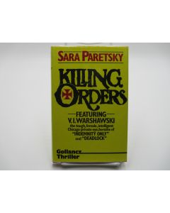 Killing Orders. (Signed).