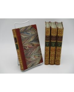 Tour in England, Ireland, and France in the Years 1828 & 1829: with remarks on the manners and customs of the inhabitants, and anecdotes of distinguished public characters, in a series of letters. (4 volumes).