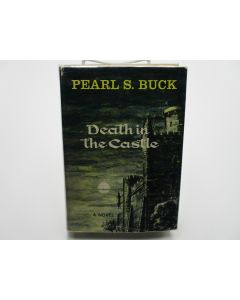 Death in the Castle. (Signed).