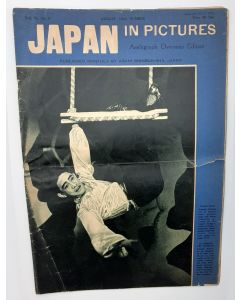 Japan in Pictures Asahigraph Overseas Edition, Vol VI, No. 9, August 1938