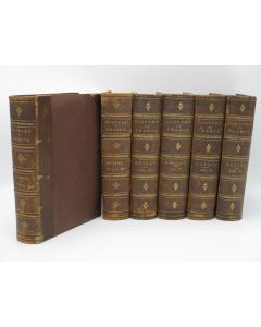 A Popular History of France from the Earliest Times. 6 Volumes.