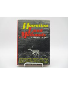 Hawaiian Land Mammals. (signed).