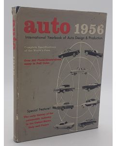 Auto 1956: International Yearbook of Auto Design and Production.