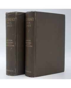 The Principles of Psychology. (2 volumes).