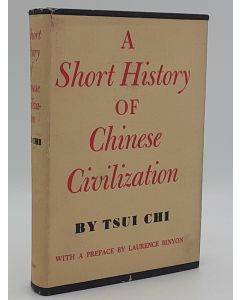 A Short History of Chinese Civilization.