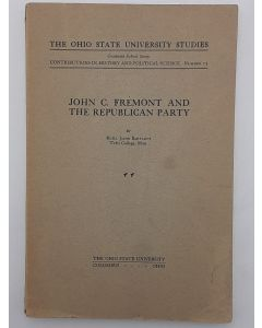 John C. Fremont and the Republican Party.