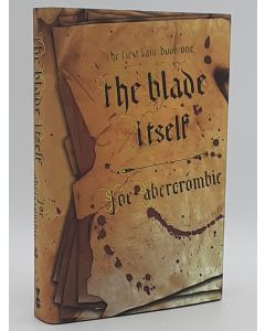 The Blade Itself: The First Law, Book One.