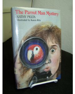 The Parrot Man Mystery.