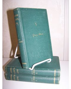 George Eliot's Life as Related in Her Letters and Journals.  3 volumes.