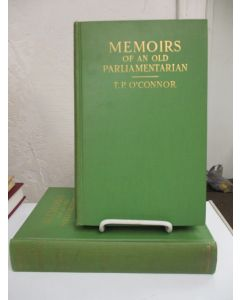 Memoirs of an Old Parliamentarian. 2 volumess