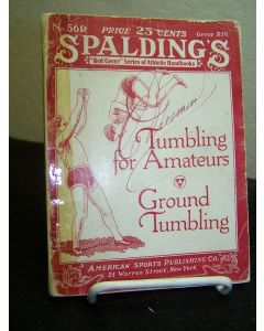 Tumbling for Amateurs, Ground Tumbling. No 56R Group XIV.