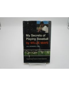 My Secrets of Playing Baseball.