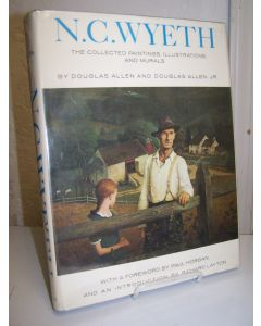 N. C. Wyeth; The Collected Paintings, Illustrations and Murals.